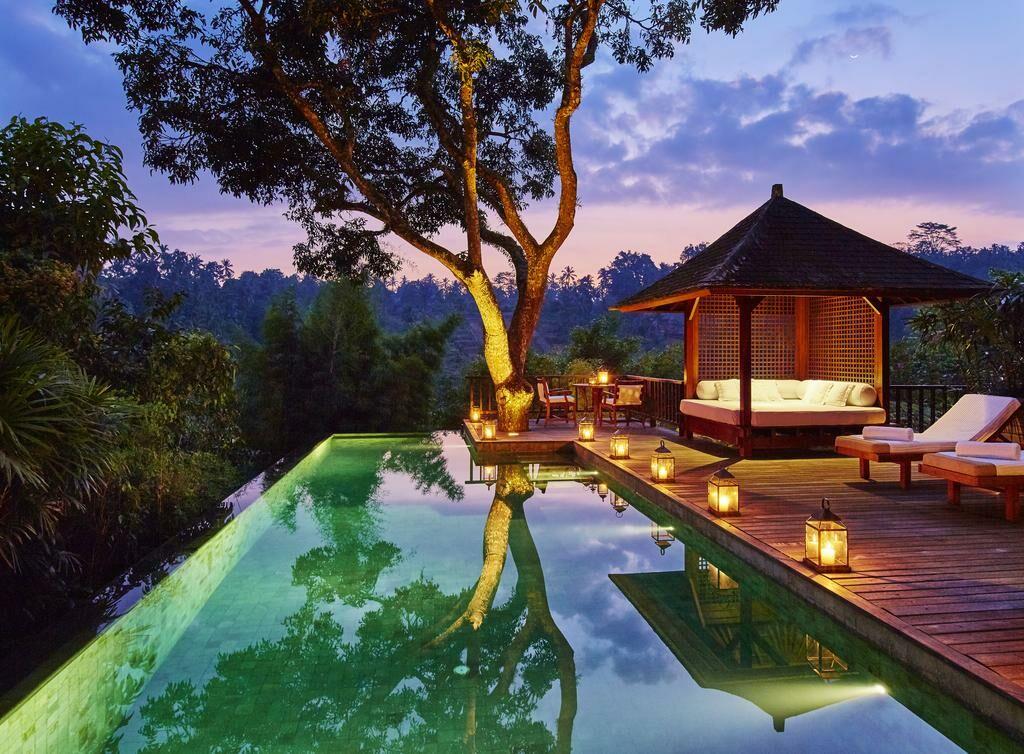 Como shambhala estate a design boutique hotel payangan for Design boutique hotel ubud