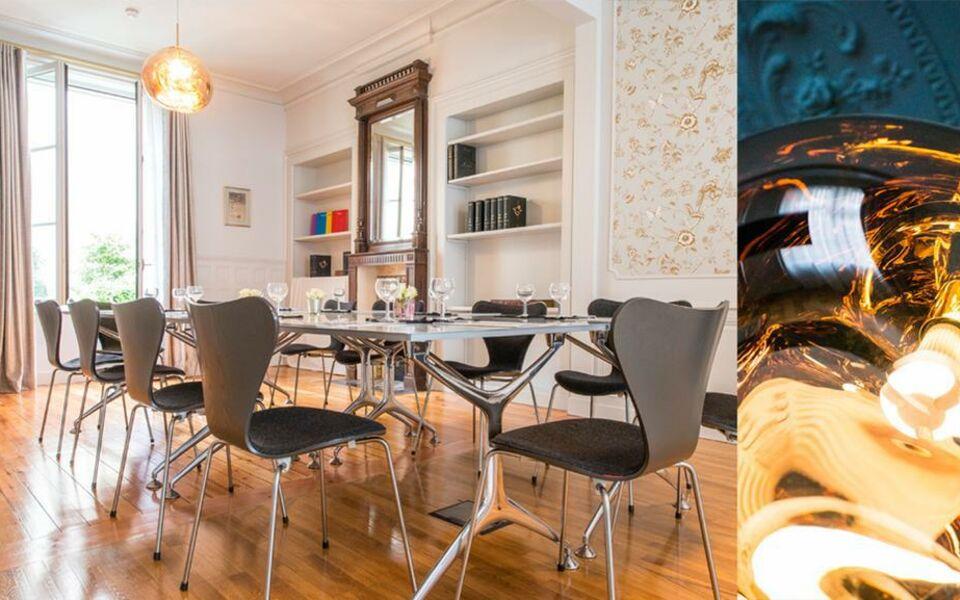 h tel la monnaie art spa la rochelle francia. Black Bedroom Furniture Sets. Home Design Ideas