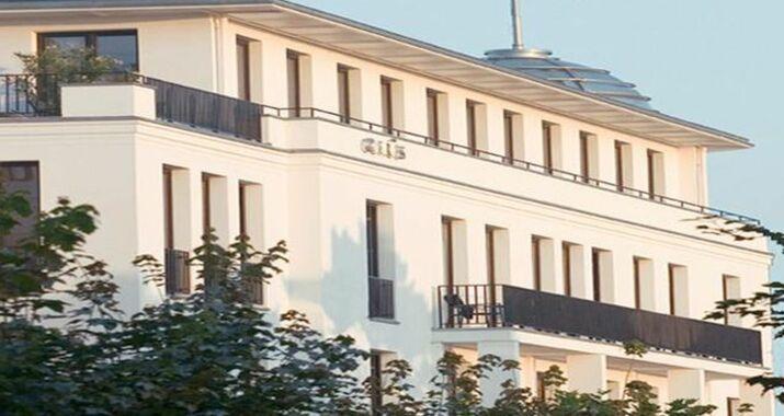 Cer s am meer a design boutique hotel ostseebad binz germany for Design hotels am meer