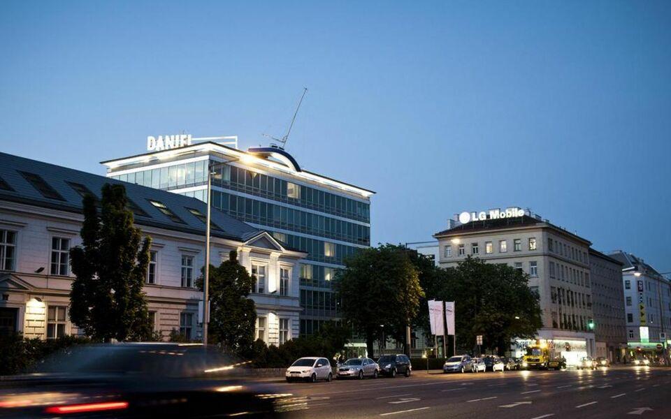 Hotel Daniel Vienna A Design Boutique Hotel Vienna Austria