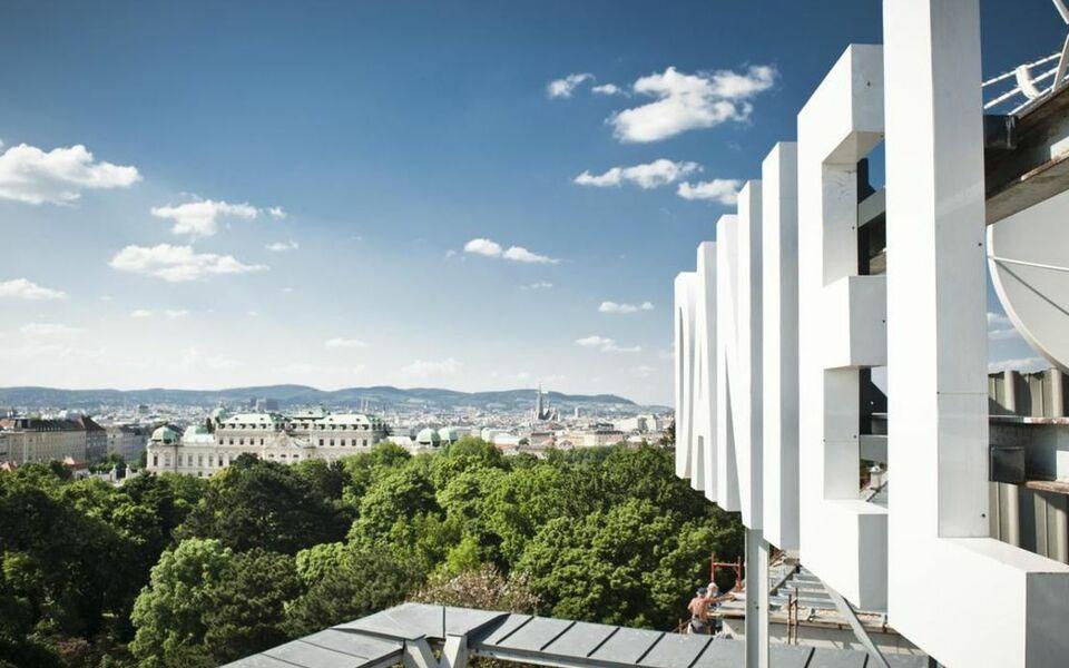 Hotel daniel vienna a design boutique hotel vienna austria for Design hotel boutique vienna