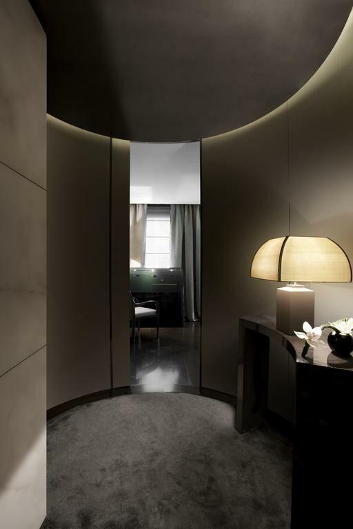 Armani Hotel Milano In 2019: Armani Hotel Milano, A Design Boutique Hotel Milan, Italy