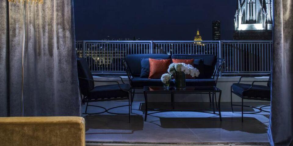 h tel de sers a design boutique hotel paris france. Black Bedroom Furniture Sets. Home Design Ideas