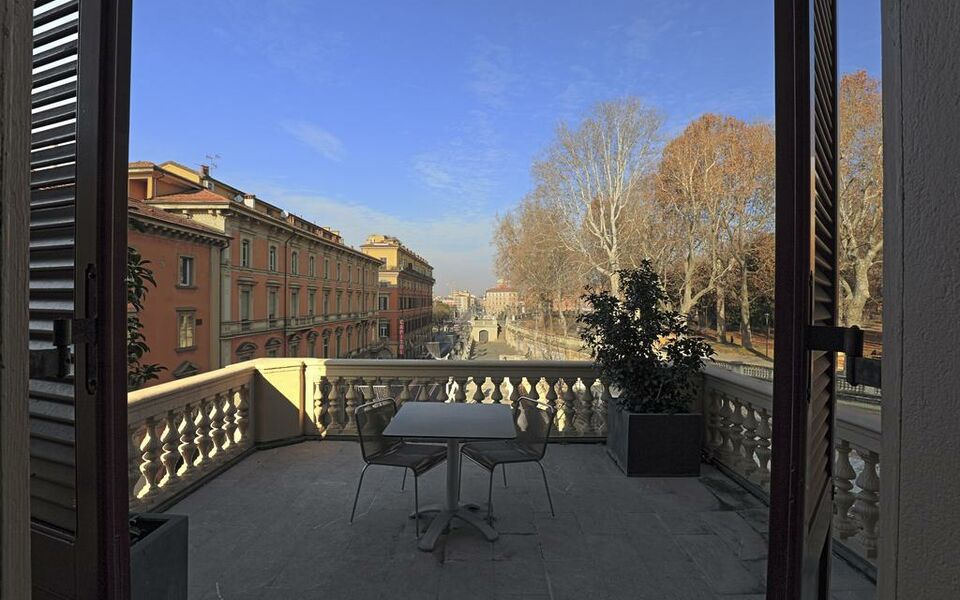I portici hotel bologna a design boutique hotel bologna for Design hotel bologna