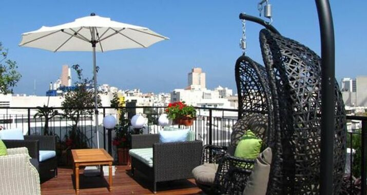 Center Chic Hotel - an Atlas Boutique Hotel, Tel Aviv (5)