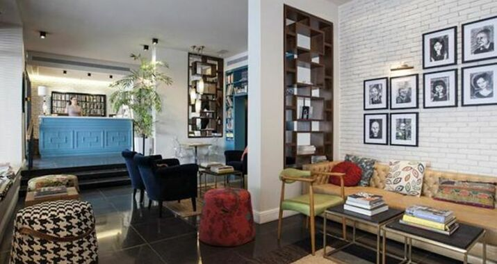 Center Chic Hotel - an Atlas Boutique Hotel, Tel Aviv (7)
