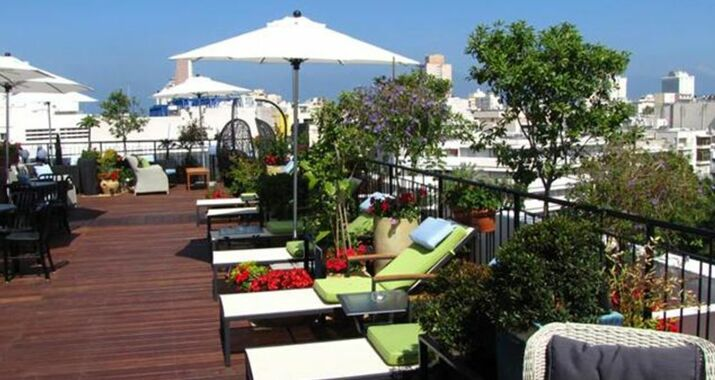 Center Chic Hotel - an Atlas Boutique Hotel, Tel Aviv (8)