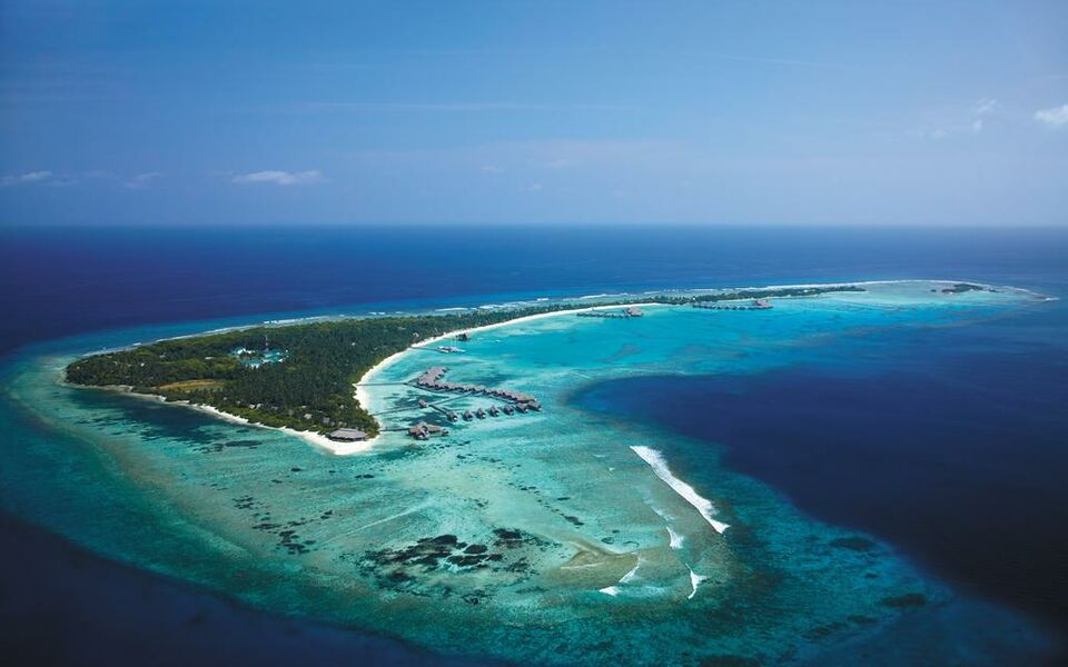 Shangri-La's Villingili Resort and Spa, Maldives, Addu Atoll (1)