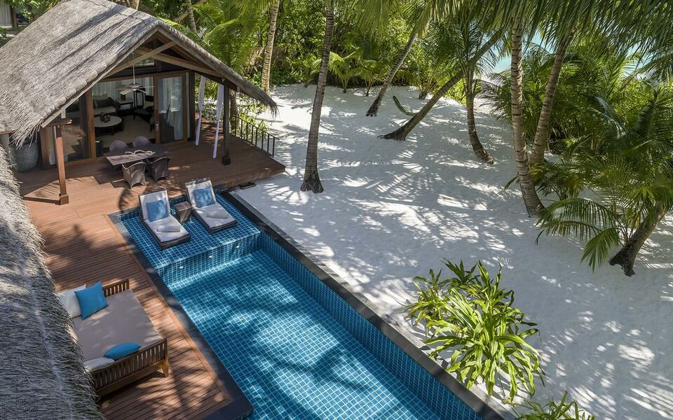 Shangri-La's Villingili Resort and Spa, Maldives, Addu Atoll (5)