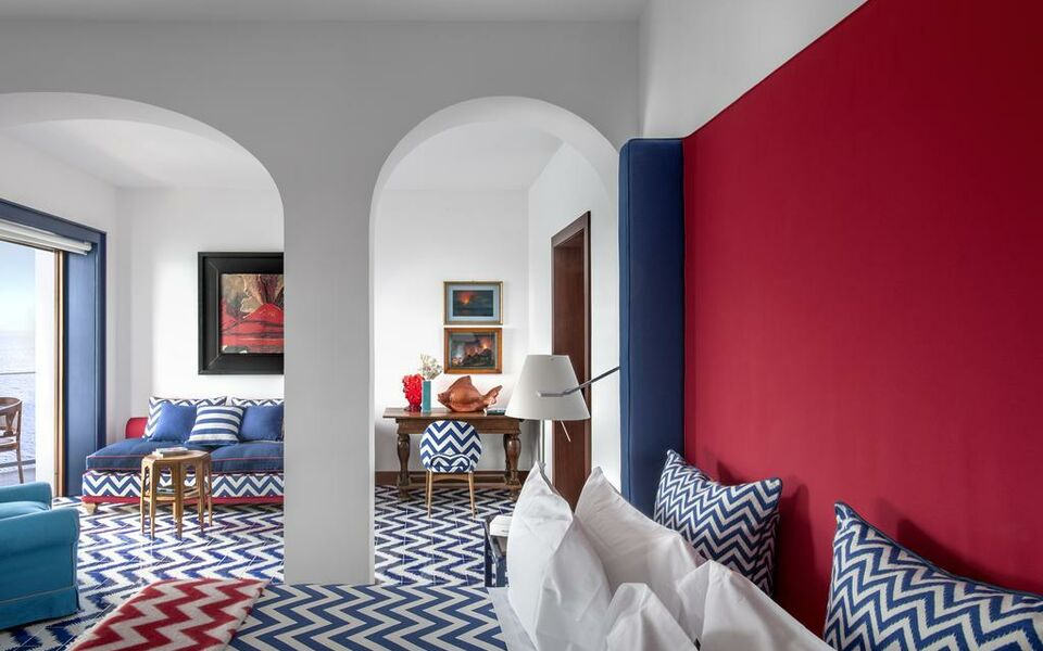 Maison la minervetta a design boutique hotel sorrento italy for Boutique decoration maison