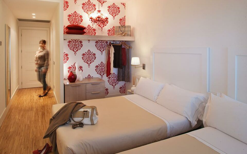 Le rose suite hotel rimini italie my boutique hotel for Design boutique hotel rimini