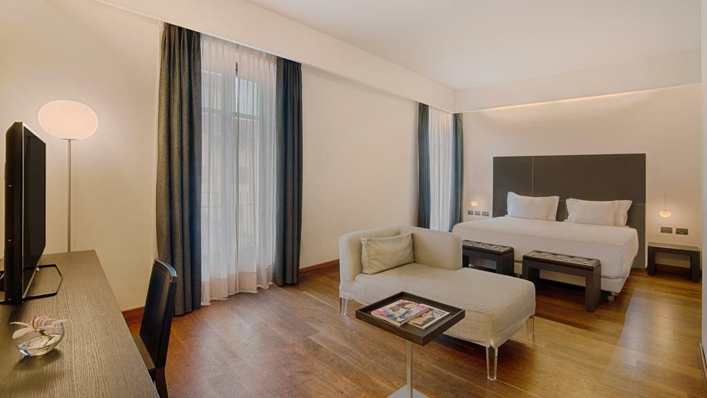 Nh torino santo stefano a design boutique hotel torino italy for Hotel design torino