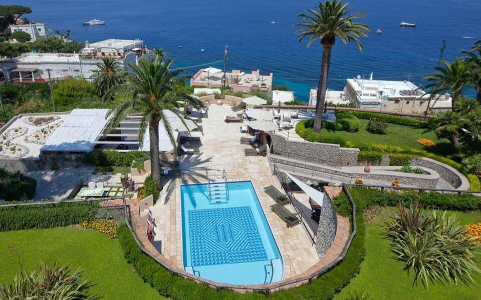 Villa Marina Capri Hotel Spa A Design Boutique Hotel