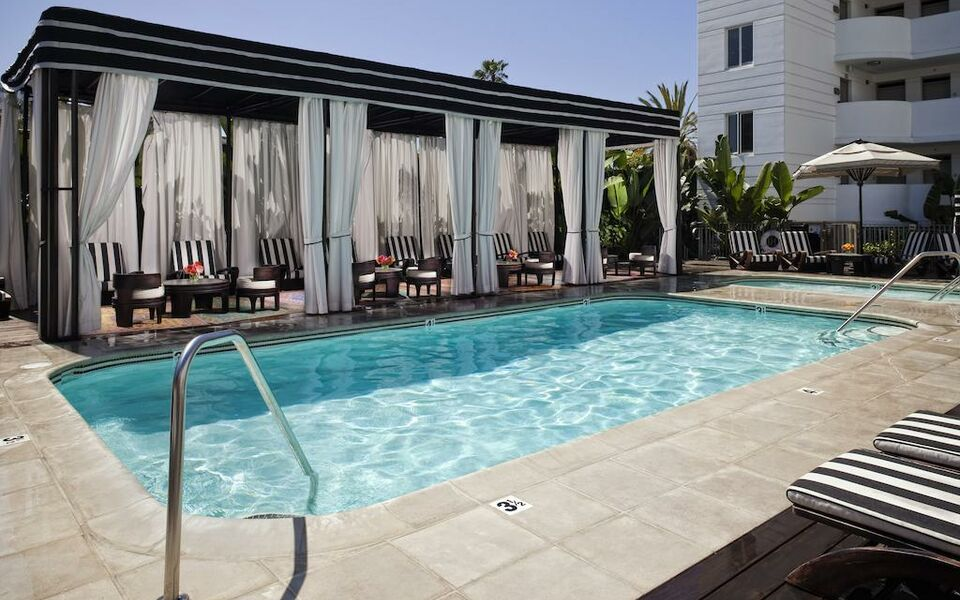 Shangri La Santa Monica Restaurant