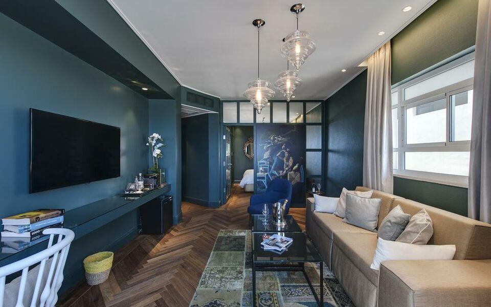 Gordon hotel lounge a design boutique hotel tel aviv for Design hotel tel aviv