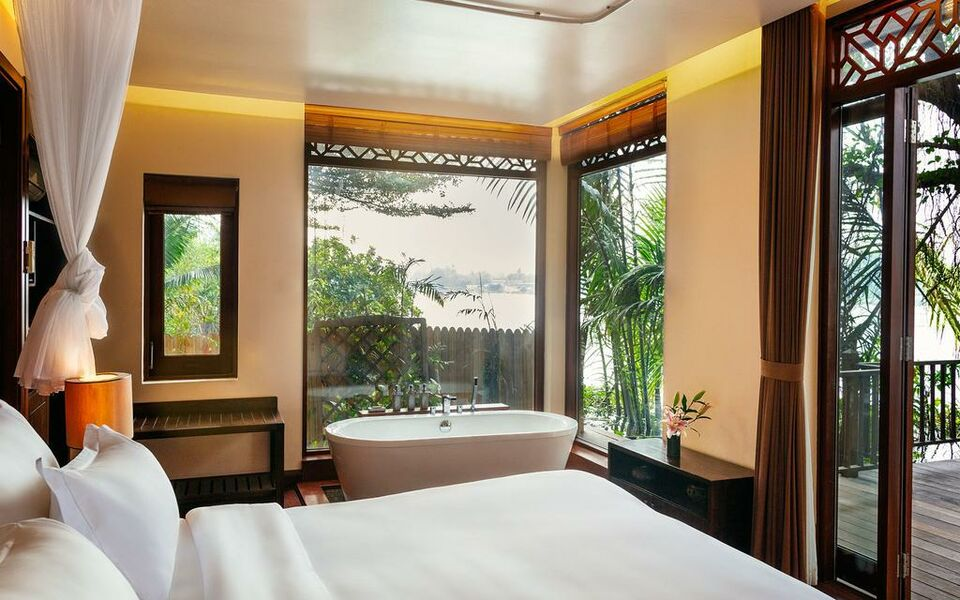 An lam saigon river a design boutique hotel ho chi minh for Design boutique hotel hanoi