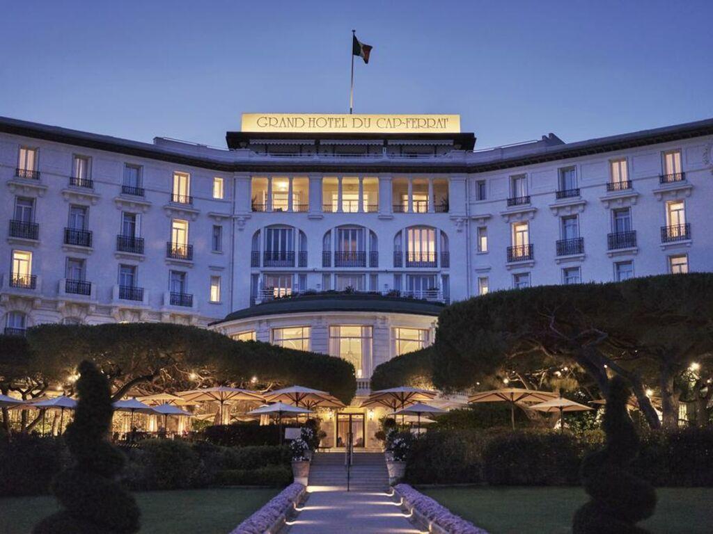 Grand Hotel Du Cap Ferrat A Four Seasons Saint Jean Cap Ferrat Frankreich