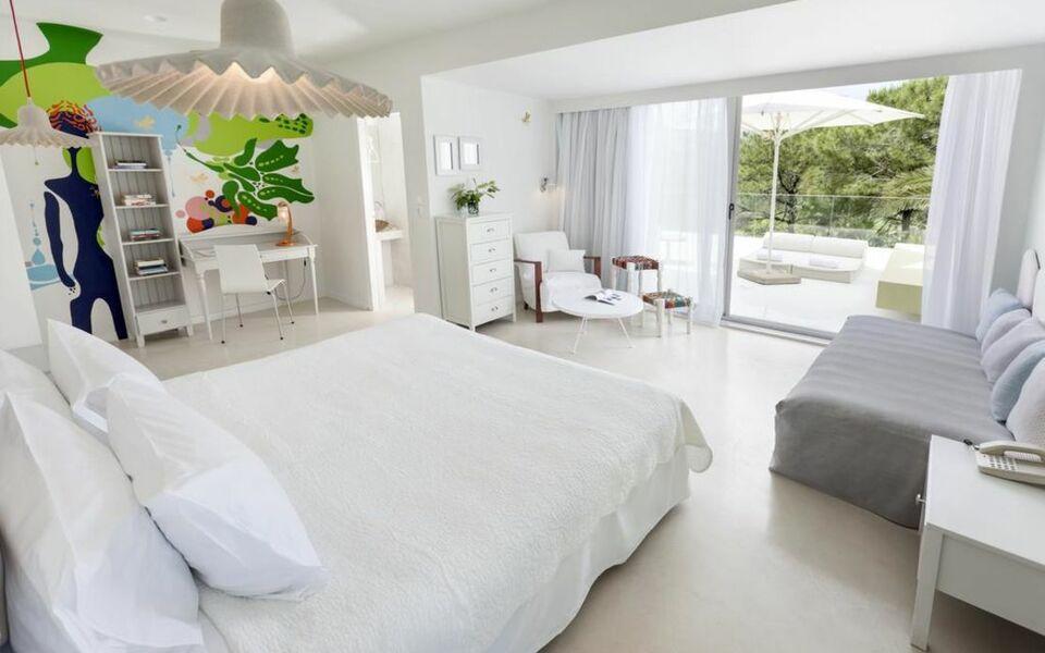 Ekies all senses resort vourvourou gr ce my boutique hotel for Design hotel ekies all senses