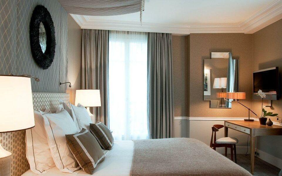 Hotel Le Recamier Paris France