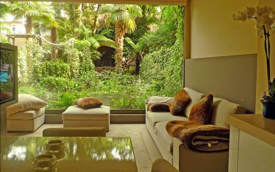 Garden suite centre a design boutique hotel amsterdam for Design boutique hotels amsterdam