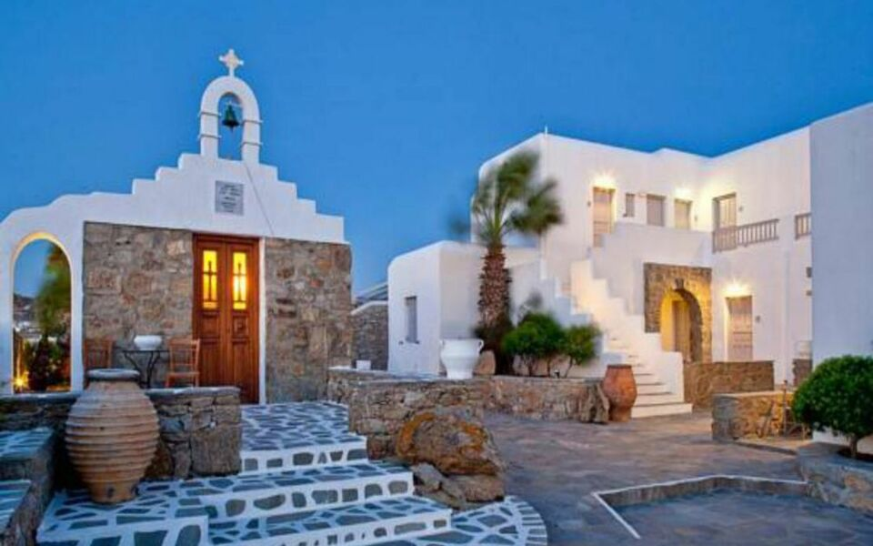 san giorgio a design boutique hotel mykonos greece. Black Bedroom Furniture Sets. Home Design Ideas