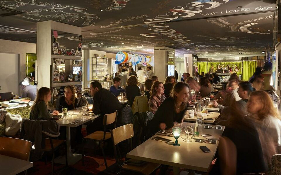 Adresse Mama Shelter Bordeaux Restaurant