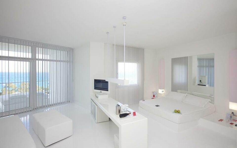 Hotel Su Amp Aqualand A Design Boutique Hotel Antalya Turkey