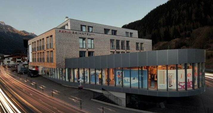 Pepis skihotel a design boutique hotel st anton am for Boutique hotel ski