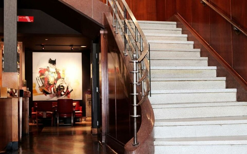 The drake hotel a design boutique hotel toronto canada for Drake hotel decor