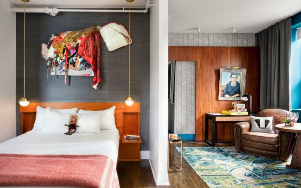 Small Boutique Hotels Toronto
