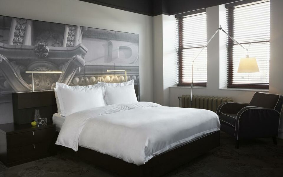 H tel le germain qu bec a design boutique hotel quebec for Hotel design quebec