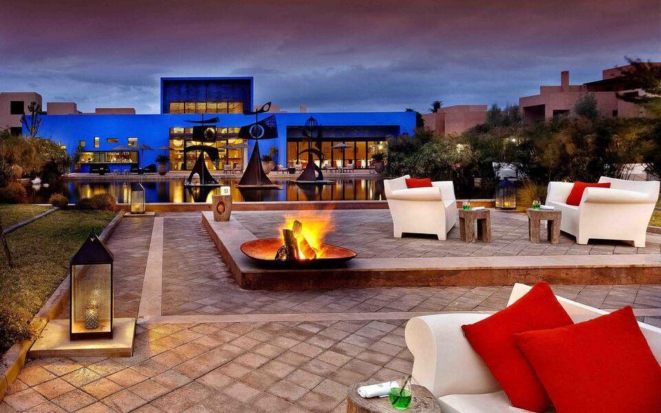 Al Maaden Villa Hotel & Spa, a Design Boutique Hotel ...