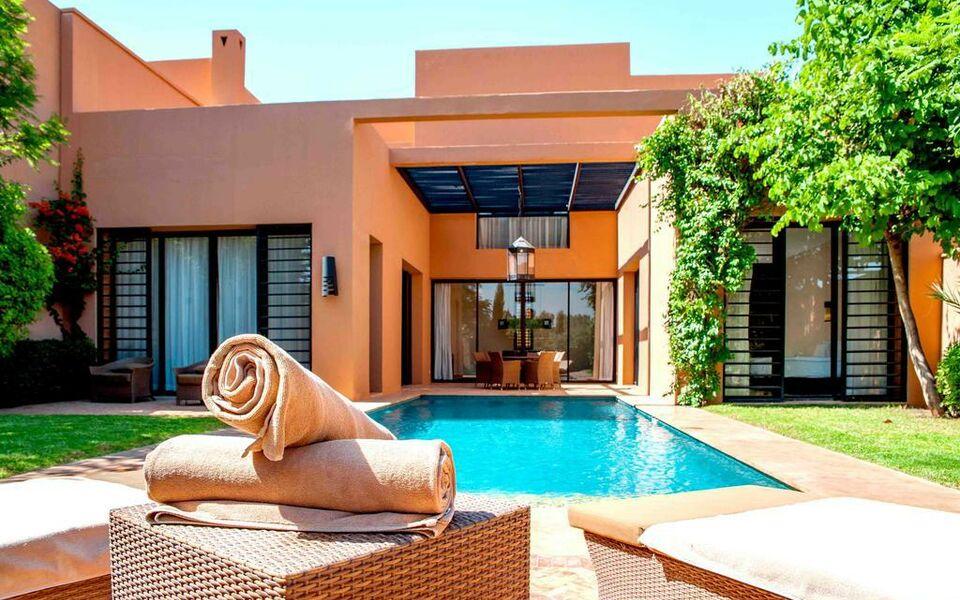 Private Pool Villa Marrakech