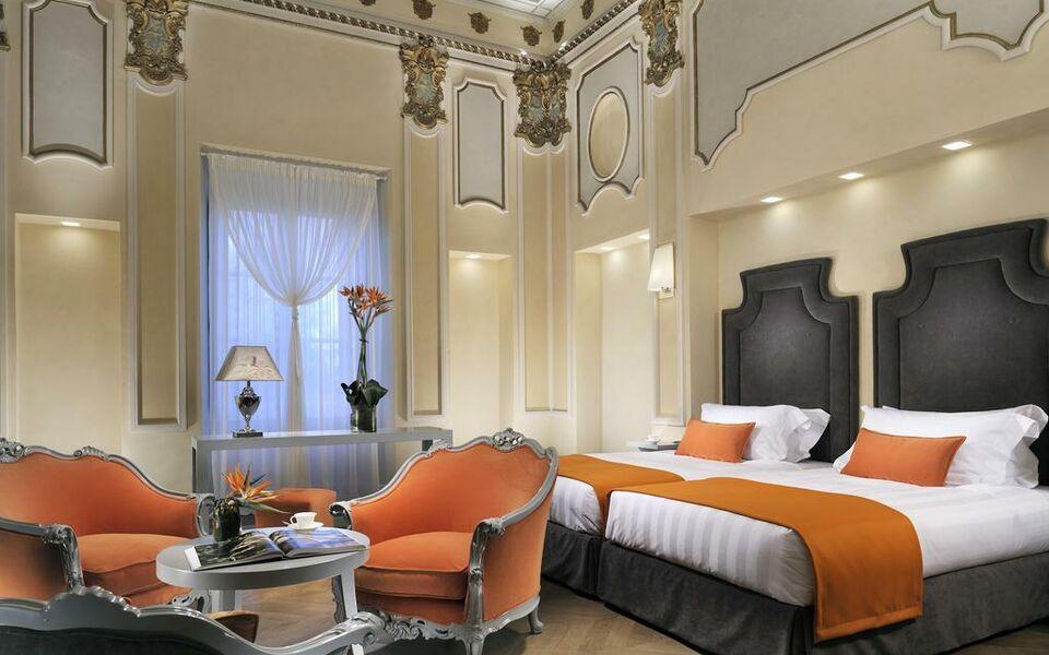 Villa le maschere small luxury hotel of the world a for Small luxury hotels around the world