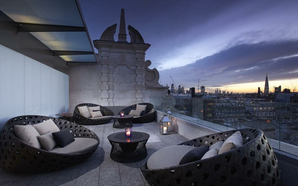 Me london by melia londra regno unito for Somerset hotel londra