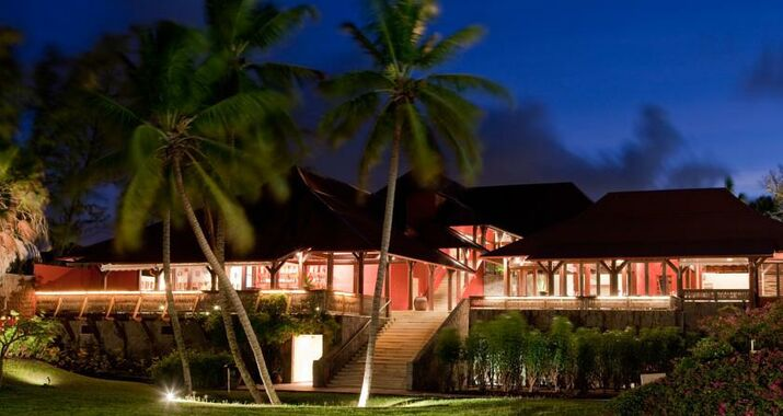 Le cap est lagoon resort spa a design boutique hotel le for Boutique hotel martinique