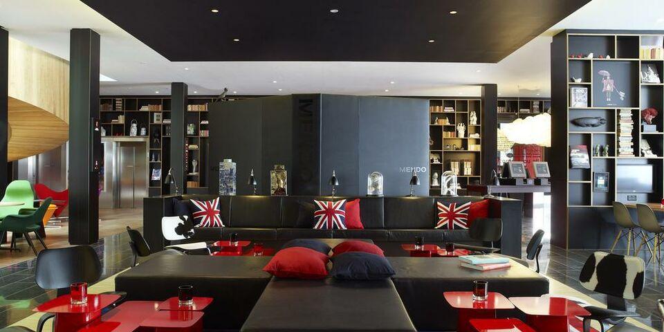 Citizenm london bankside londres royaume uni my for Hotel boutique londres