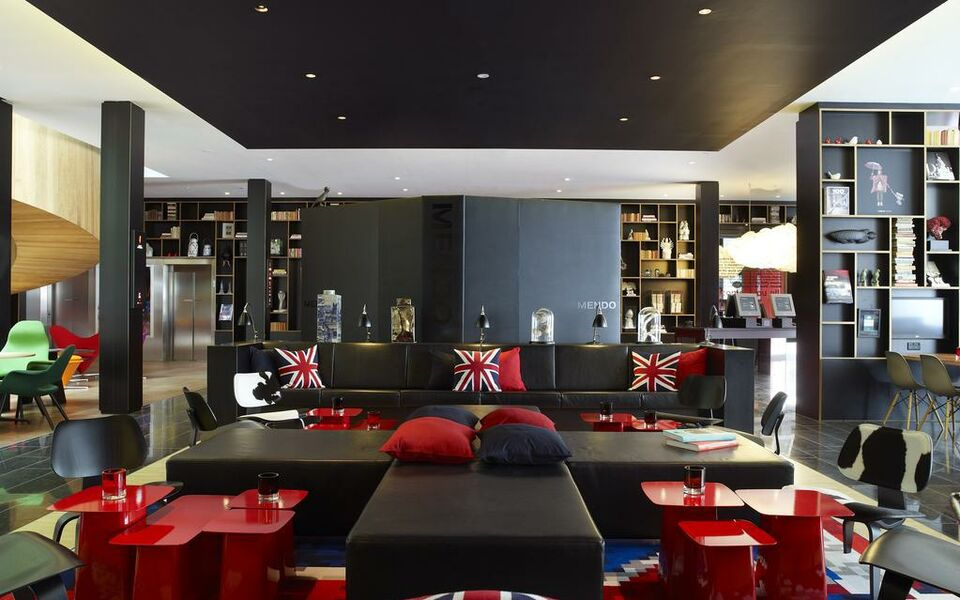 design hotel citizenm london, citizenm london bankside, a design boutique hotel london, united kingdom, Design ideen
