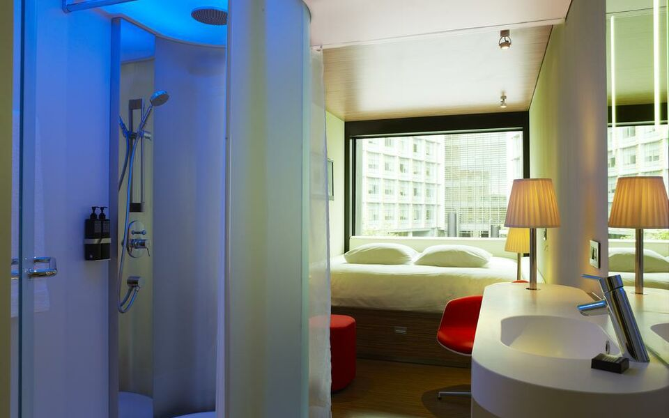 Citizenm Hotel Glasgow Rooms