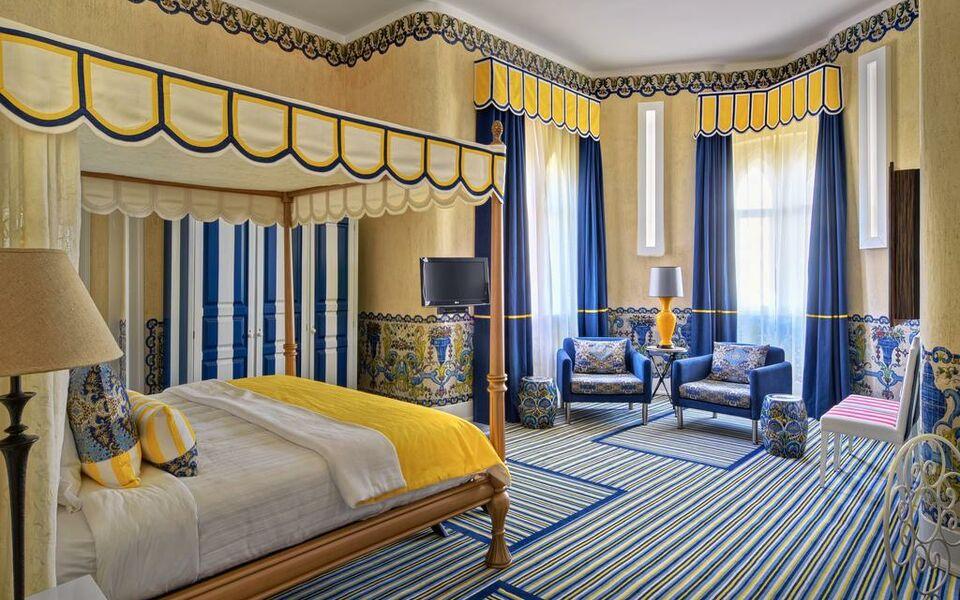 Bela vista hotel spa relais chateaux a design for Design boutique hotels algarve