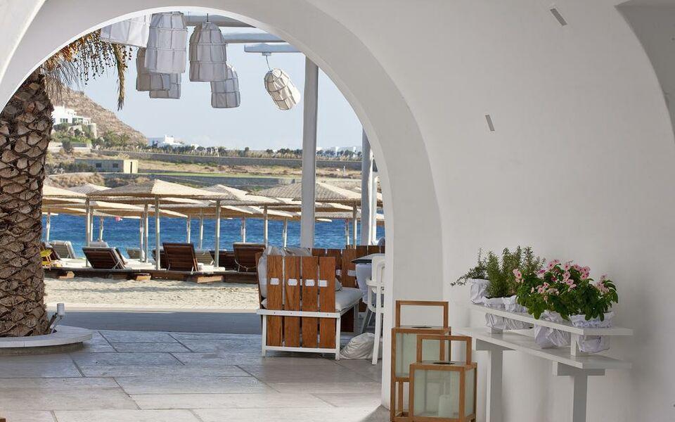 Mykonos ammos hotel a design boutique hotel mykonos greece for Design boutique hotel mykonos