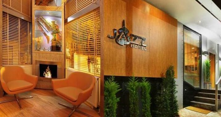 Jazz hotel nisantasi a design boutique hotel istanbul turkey for Designhotel jaz