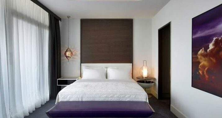 Le meridien istanbul etiler a design boutique hotel for Decor hotel istanbul