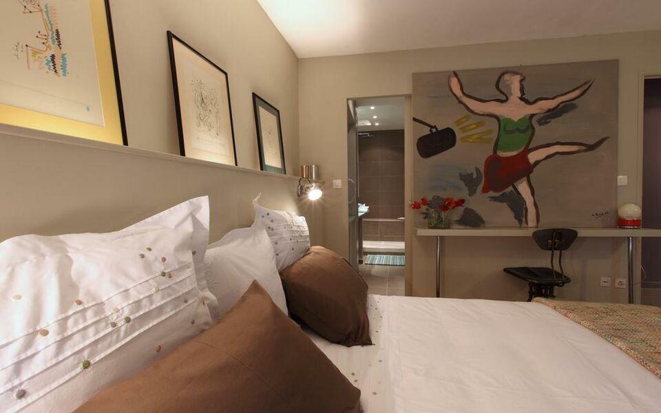 Chambres d 39 h tes d 39 endoume marseille frankreich for Chambre d hotel marseille