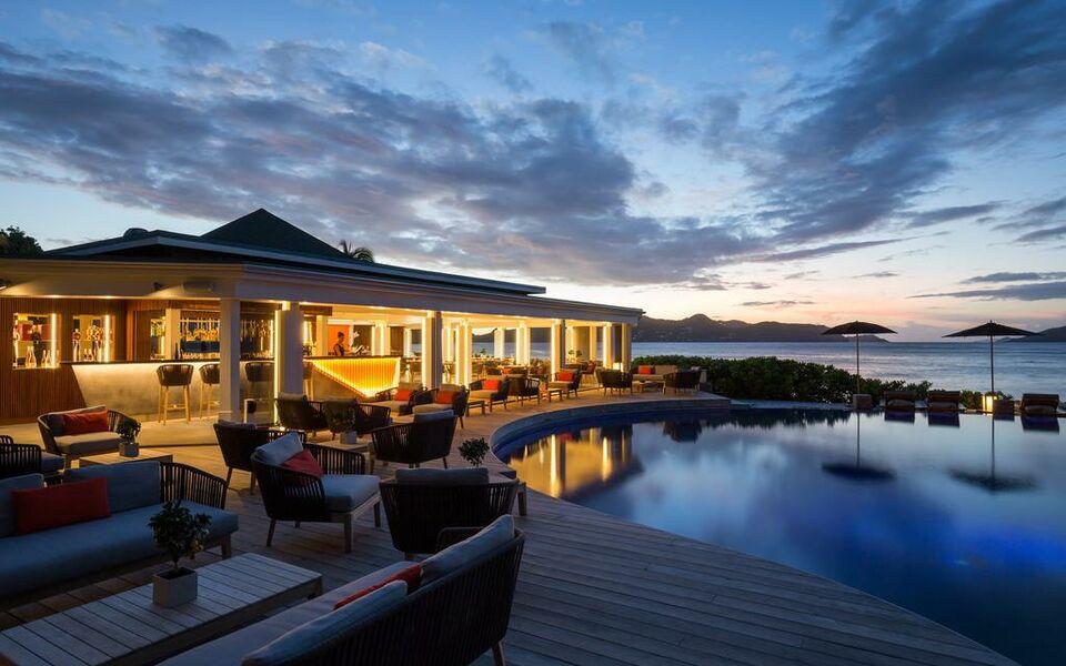 Hotel christopher saint barth 2018 world 39 s best hotels for Designhotel barth
