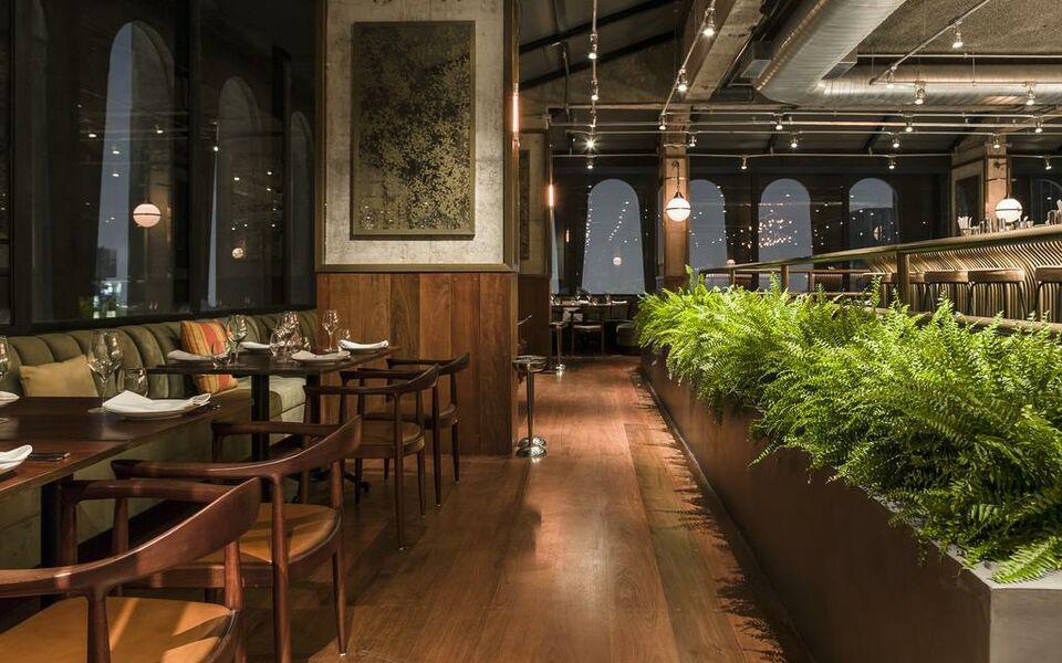 Tivoli Sao Paulo Mofarrej Hotel Reviews