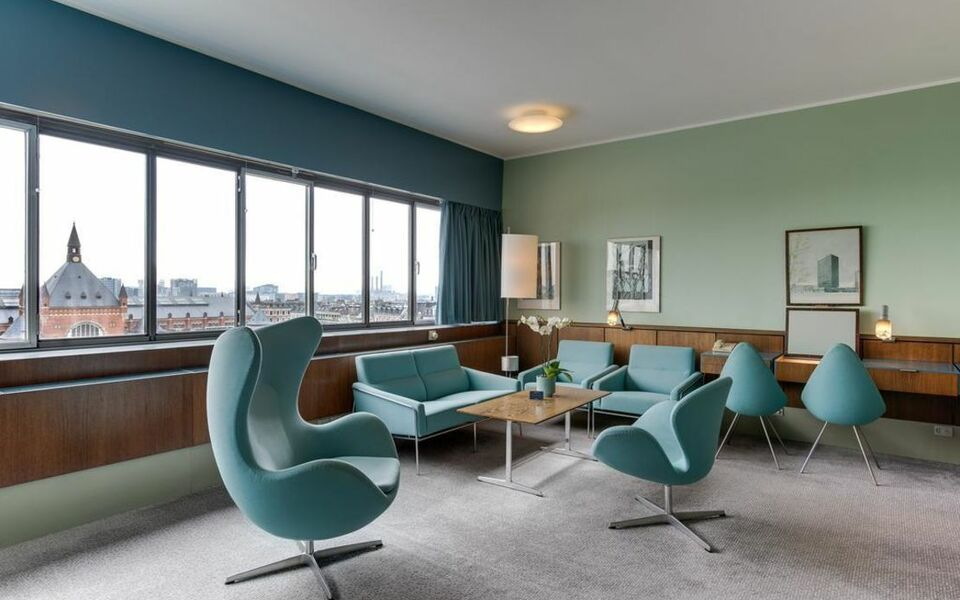 Radisson blu royal hotel copenhagen a design boutique for Top design hotels copenhagen