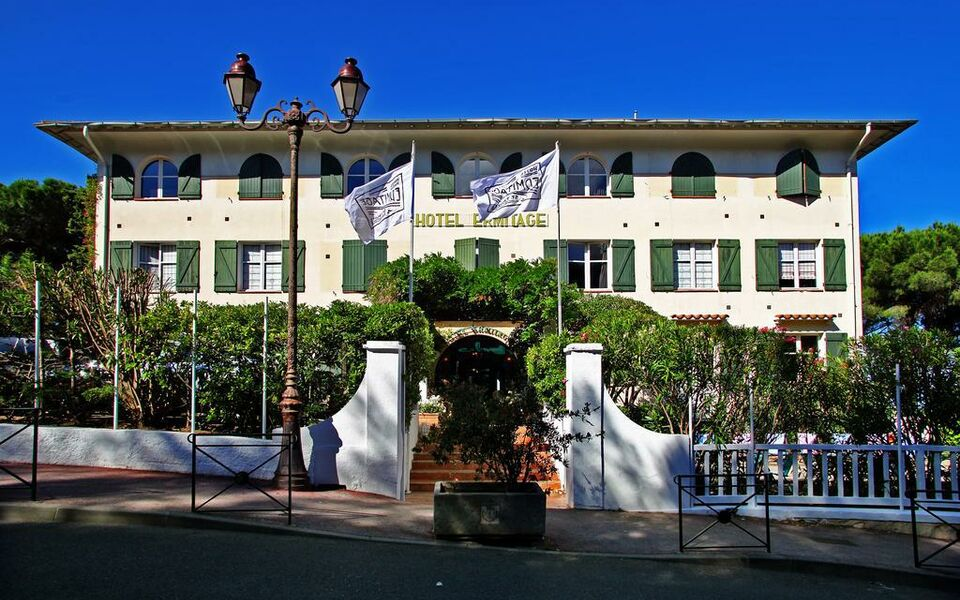 Hotel ermitage a design boutique hotel saint tropez france for Design hotels france