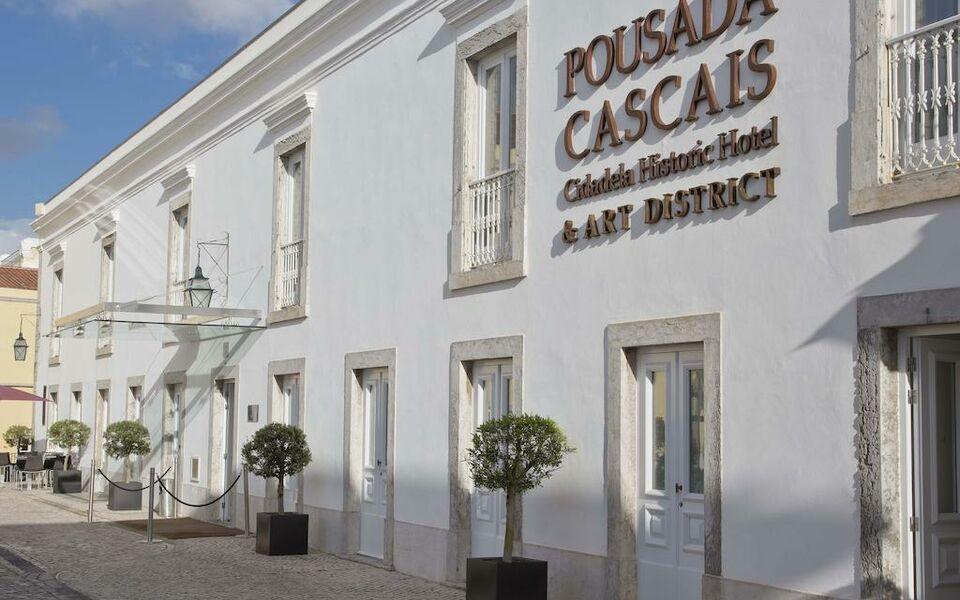 Pousada De Cascais Cidadela Historic Hotel
