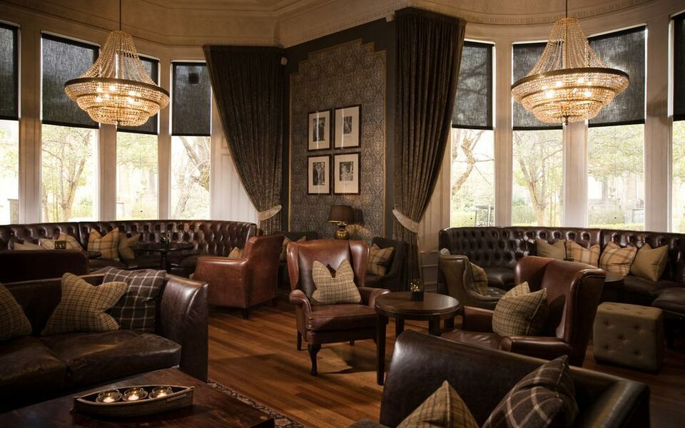 One devonshire gardens a hotel du vin a design boutique for Designer room glasgow